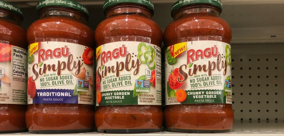 graphic about Ragu Printable Coupons known as Ragu Pasta Sauce as Reduced as $0.87 at ShopRite! Rebate