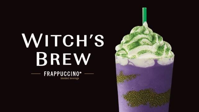 Starbucks Witchs Brew