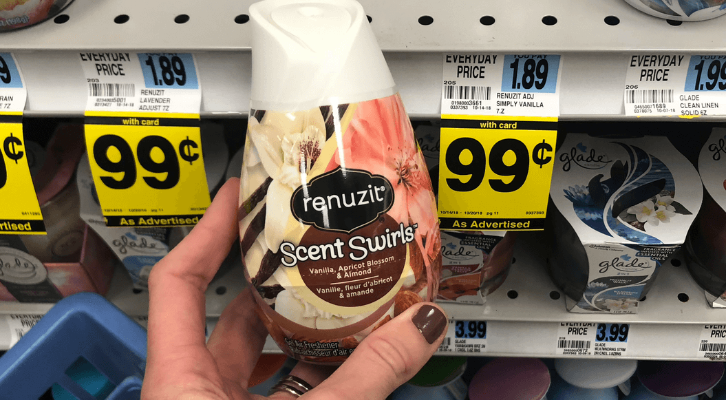 Renuzit Coupon January 2019
