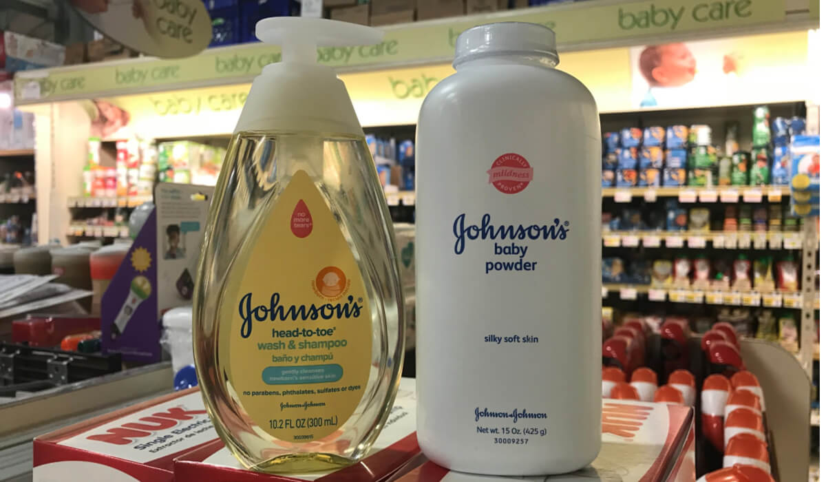 Johnson's Baby Coupons March 2019