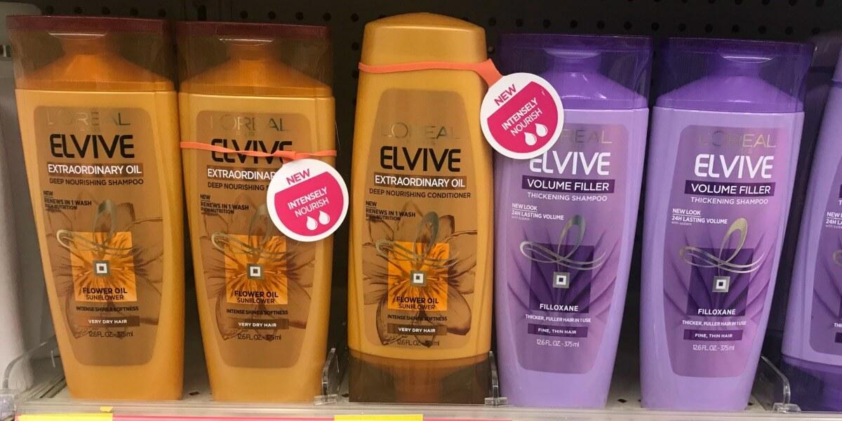 LOreal Shampoo Coupon January 2019