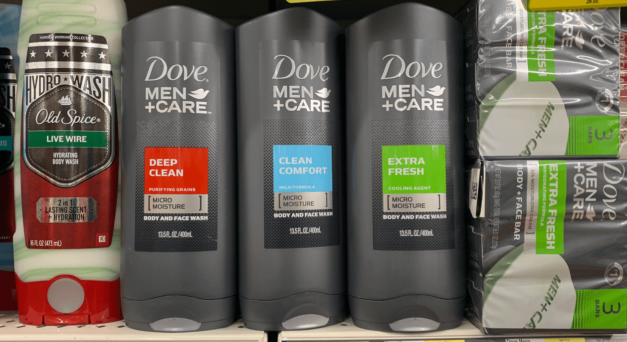 Dove Men Care Body Wash Just 1 25 At Dollar General Ibotta Rebate Living Rich With Coupons