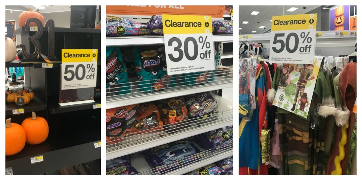 Target Halloween Clearance 50 Off Costumes Decor 30 Off
