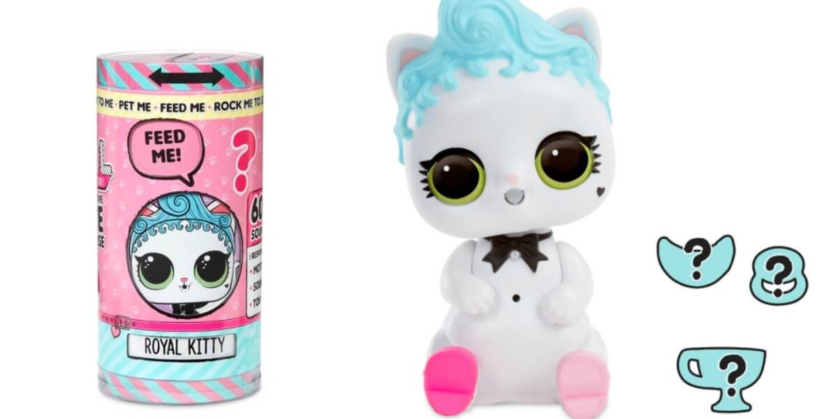 Target L O L Surprise Live Surprise Royal Kitty 14 99 Reg