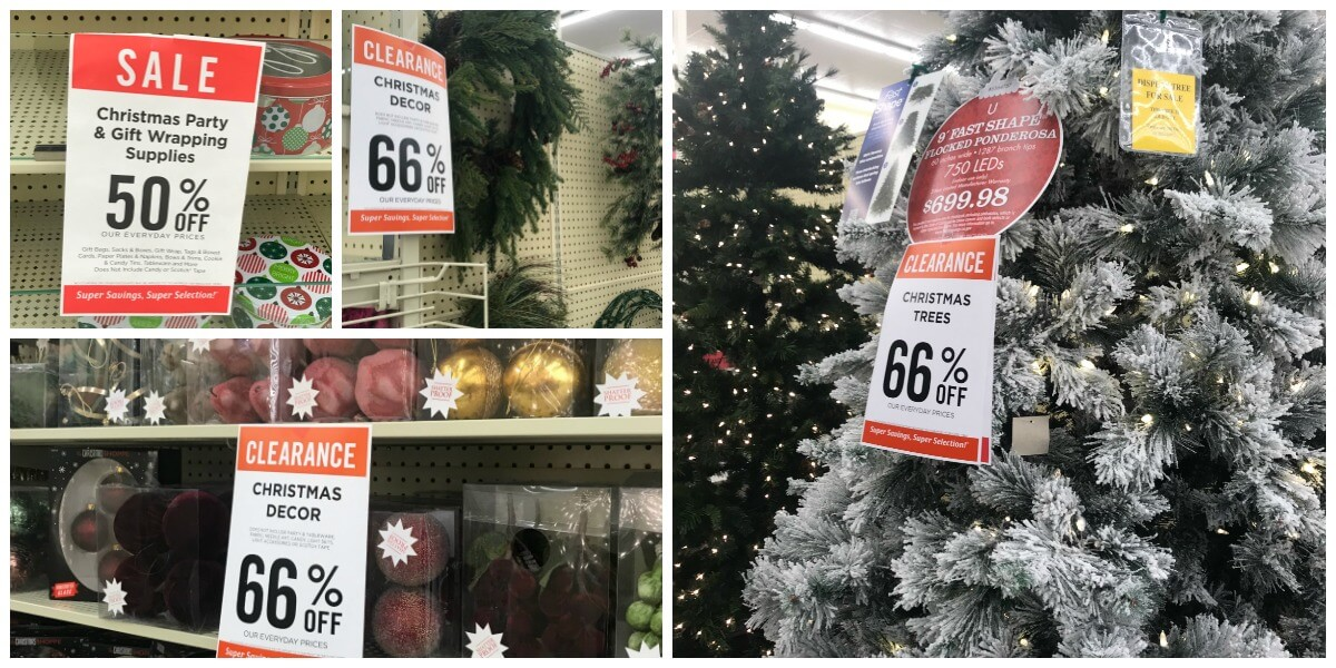 Hobby Lobby Christmas.Hobby Lobby After Christmas Sale 2018 Clearance