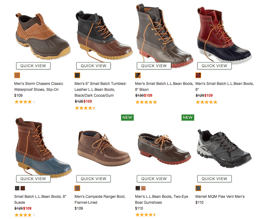 a8120aa6b3f 25% OFF Sitewide at LL Bean Includes Duck Boots!Living Rich With ...