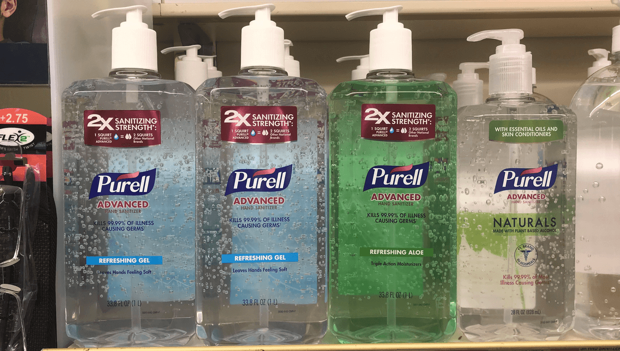 image relating to Purell Printable Coupons named Clean $1/1 PURELL State-of-the-art Hand Sanitizer Coupon Discounts