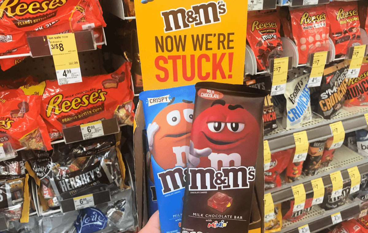 M&M's Coupons January 2019