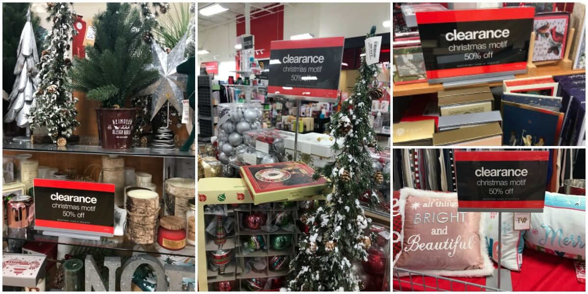 50 Off Christmas Clearance At Tjmaxx Living Rich With Coupons