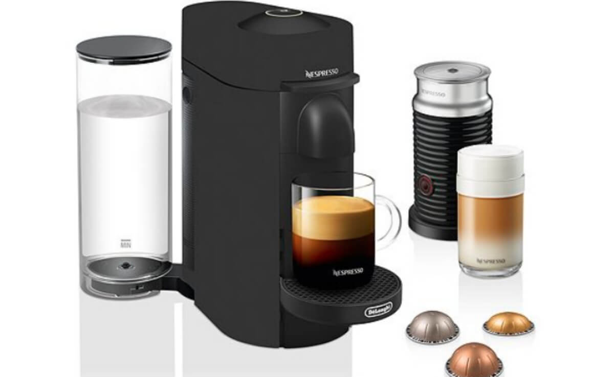 Breville Nespresso Deal January 2019