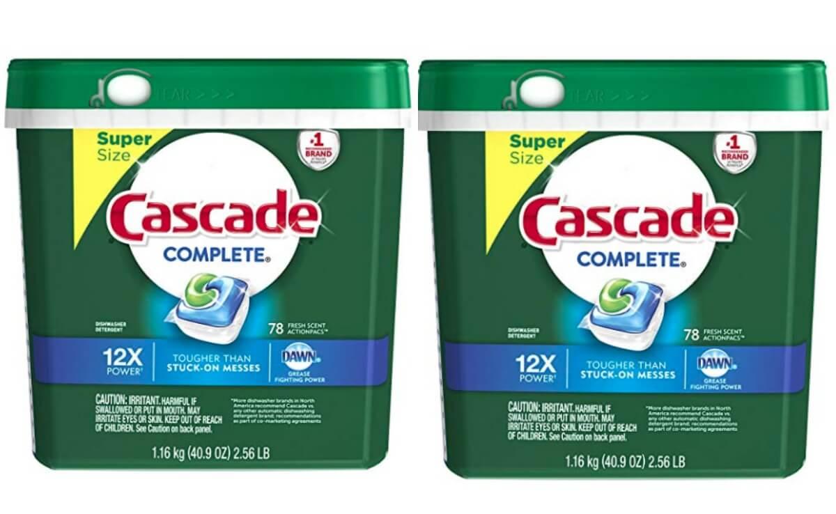 Cascade Coupon January 2019