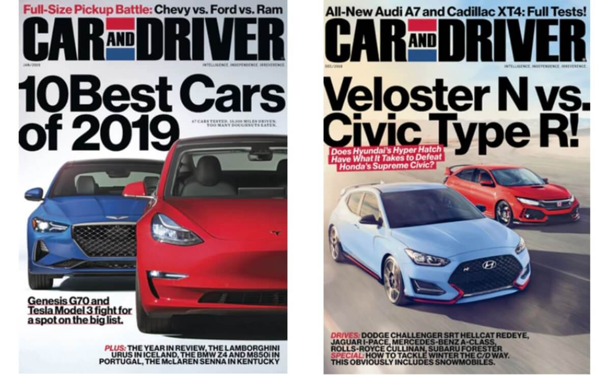 Car And Driver >> Car Driver Magazine For Just 4 95 Per Year Living Rich With