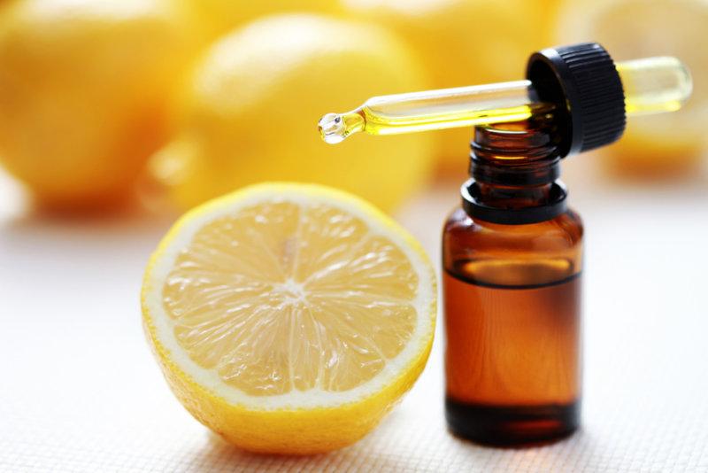 Lemon Essential Oil Furniture Polish