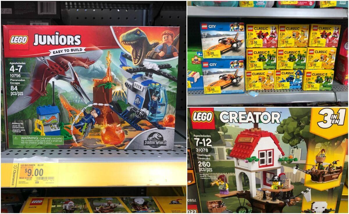 Lego Clearance