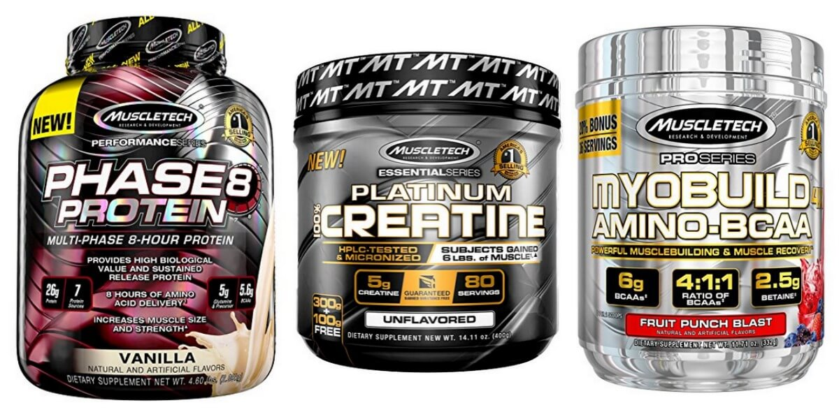 MuscleTech Coupons January 2019