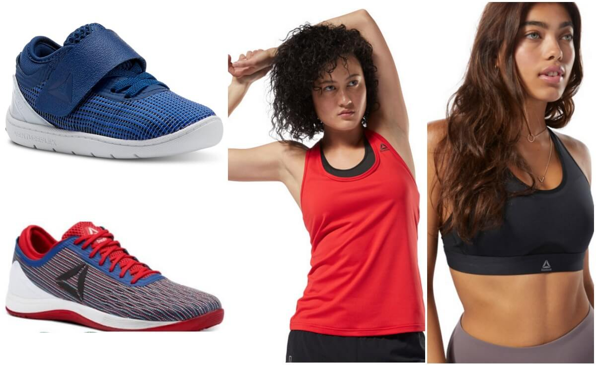 Reebok Coupon March 2019