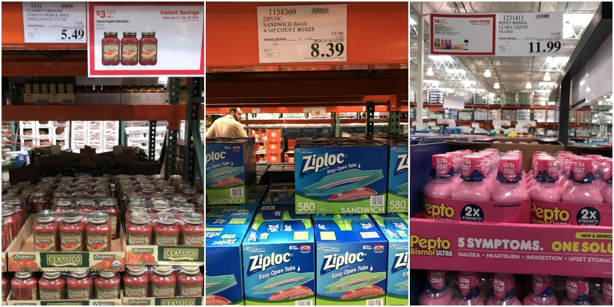 New Costco Warehouse Deals Through 1 2 1 27 Living Rich With Coupons