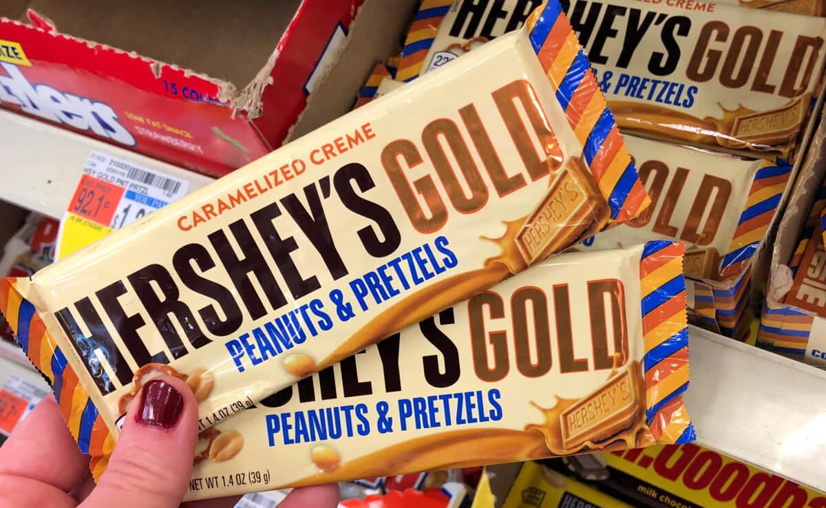 Hershey's Gold Coupon January 2019