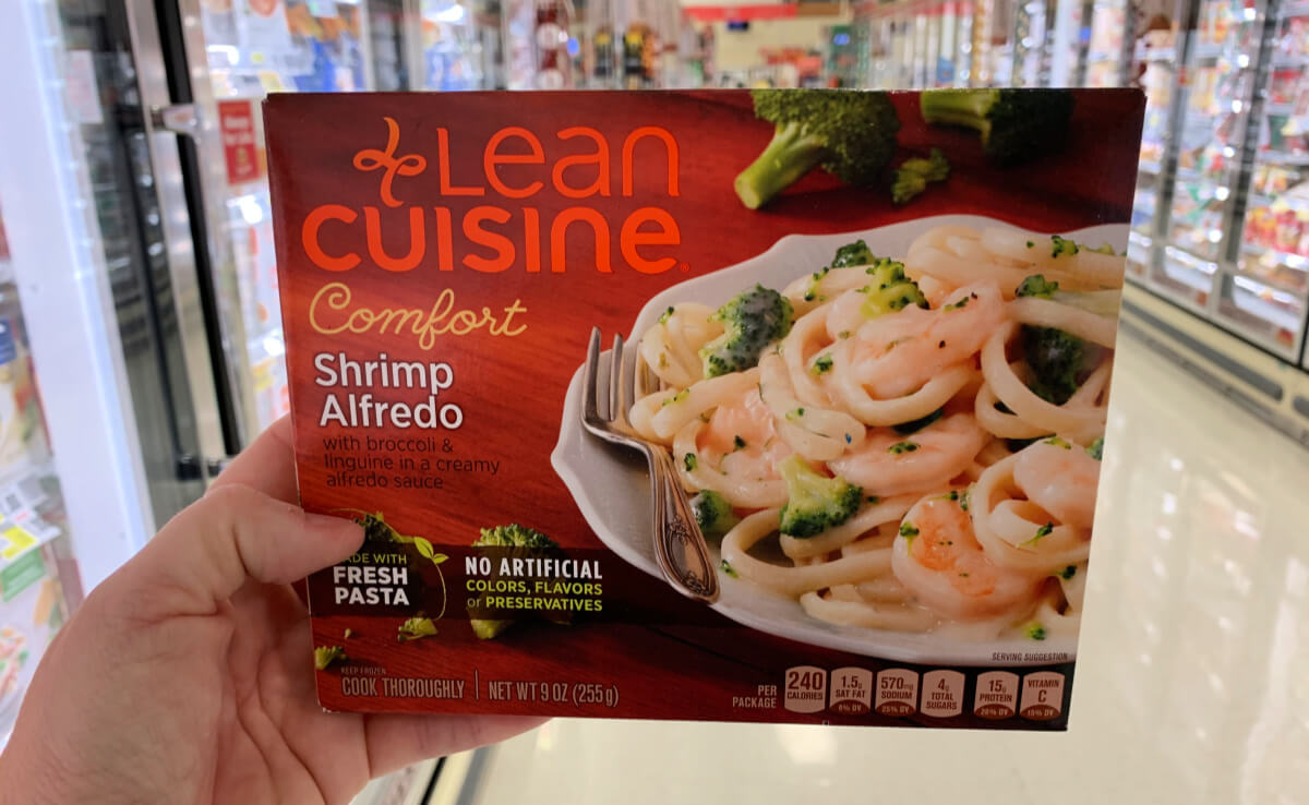 photograph regarding Lean Cuisine Coupons Printable called Lean Delicacies Frozen Entrees Simply $0.99 at ShopRite Ibotta