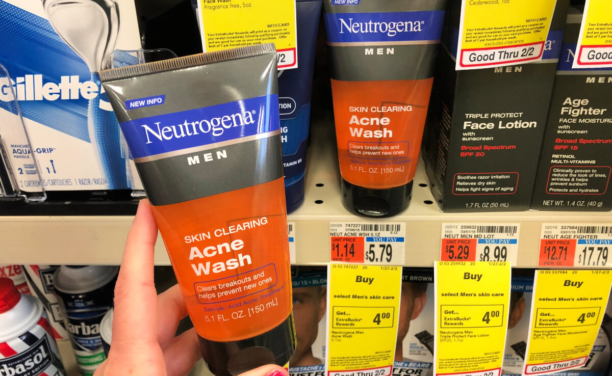Neutrogena Coupons January 2019