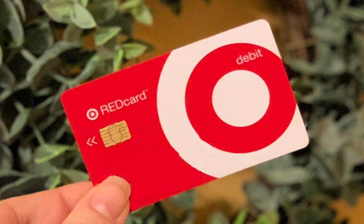 Target RedCard Deal January 2019