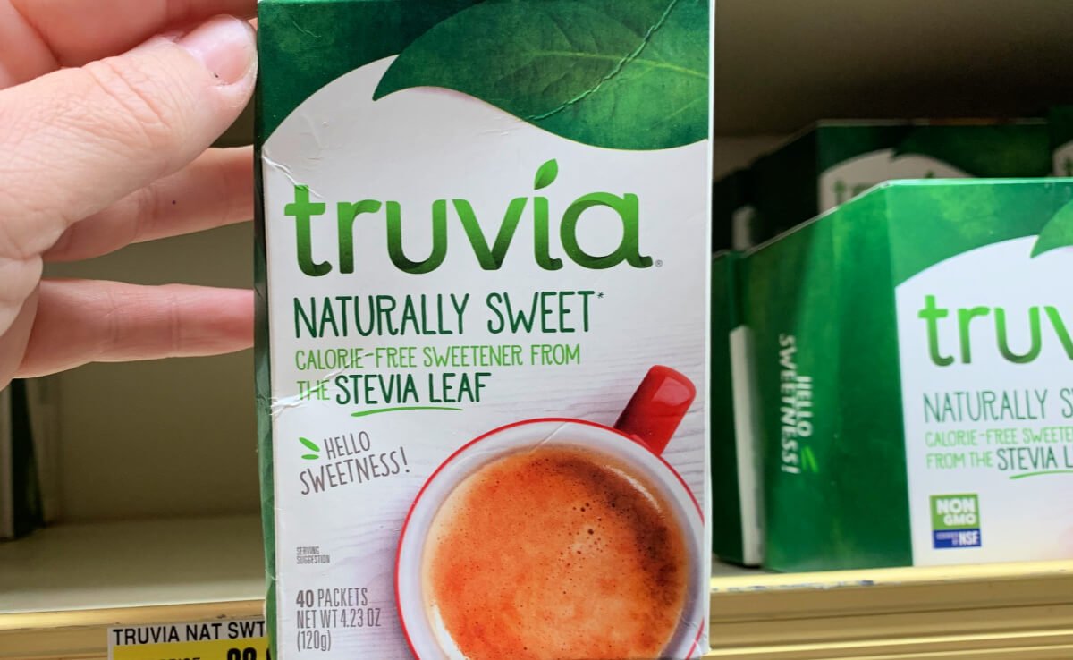 graphic regarding Truvia Coupon Printable called Fresh new $1.50/1 Truvia Stevia Sweetener Coupon - Revenue Producer at