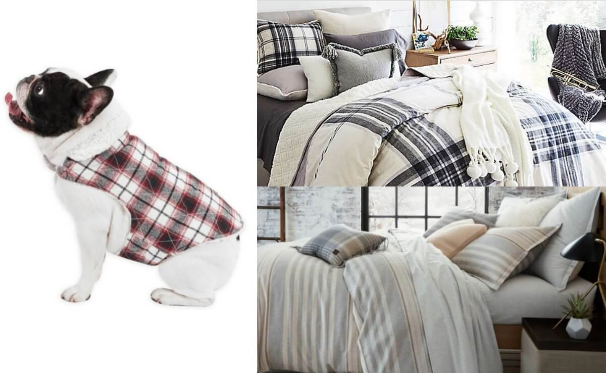 8952adc8389 50% Off UGG Bedding and Dog Sweaters at Bed Bath & Beyond |Living ...