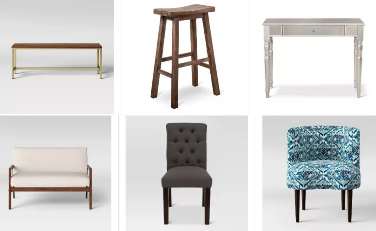 Target Furniture February 2019