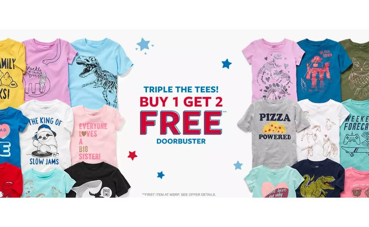 Carters Coupon February 2019