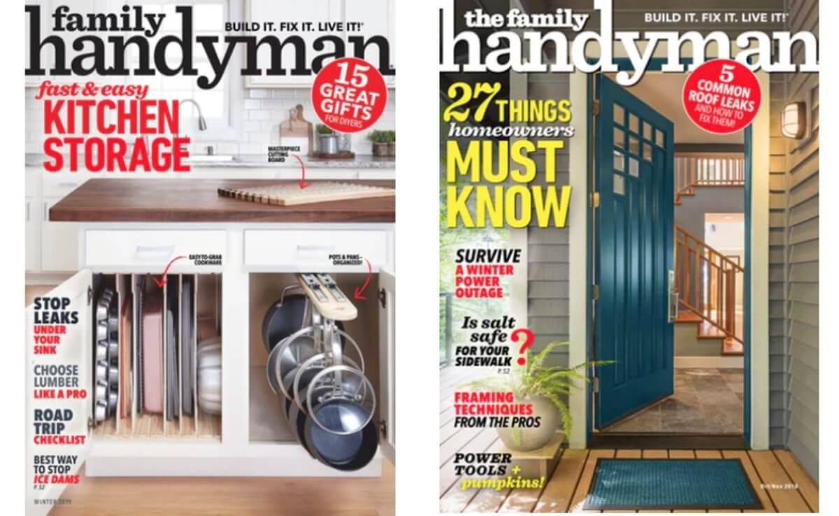 family handyman magazine deals