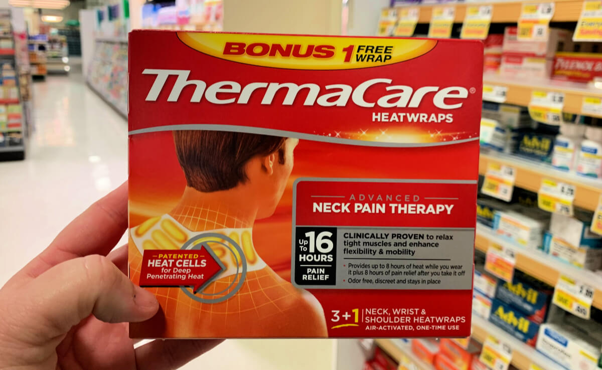 Thermacare Coupons February 2019