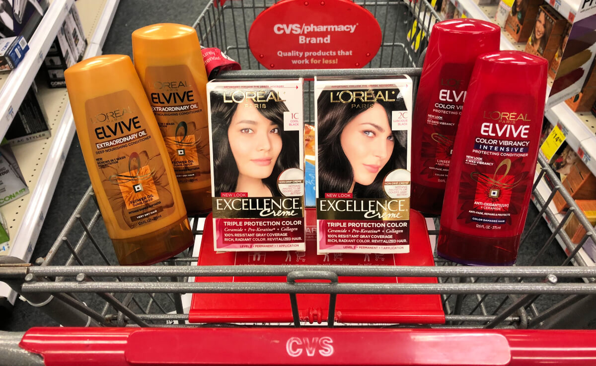 picture relating to Loreal Coupon Printable known as Loreal Hair Treatment and Hair Colour Basically $0.33 at CVS! Residing