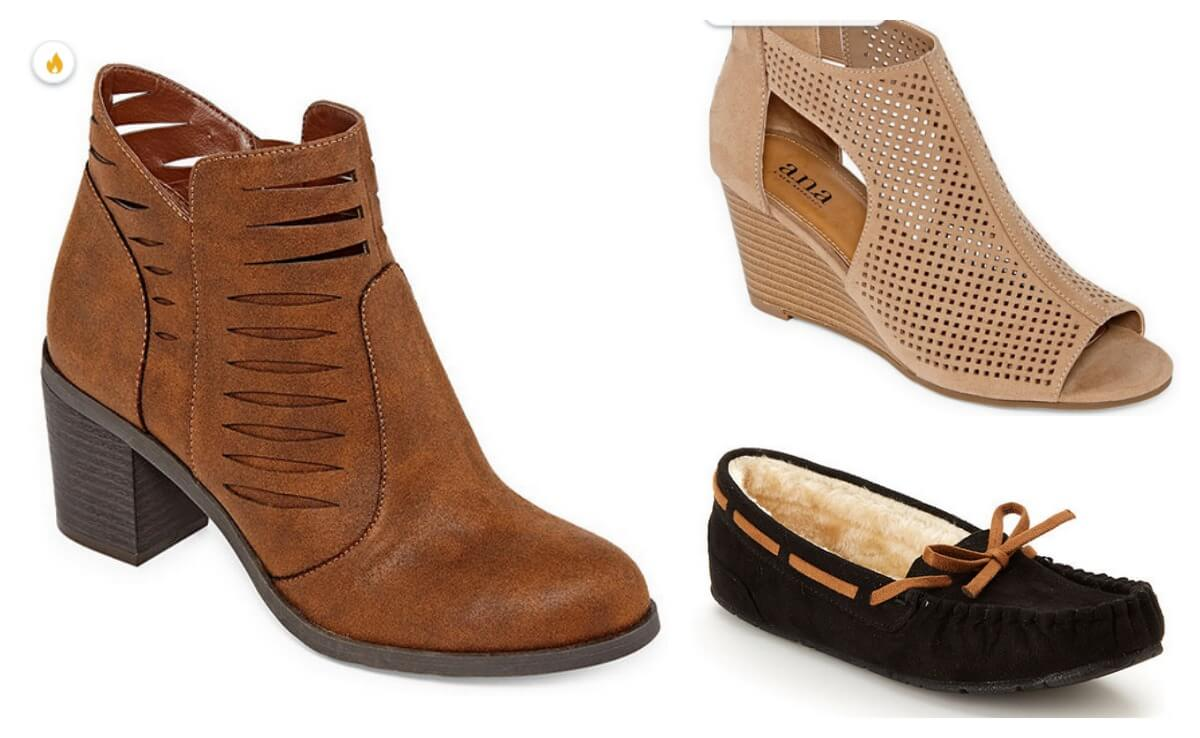 Up to 75% off Shoe Clearance + Extra 25