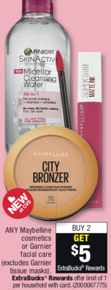 $2 Money Maker + FREE Maybelline Great Lash Mascara and