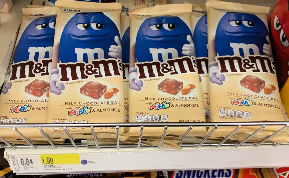 M&M's Coupon February 2019