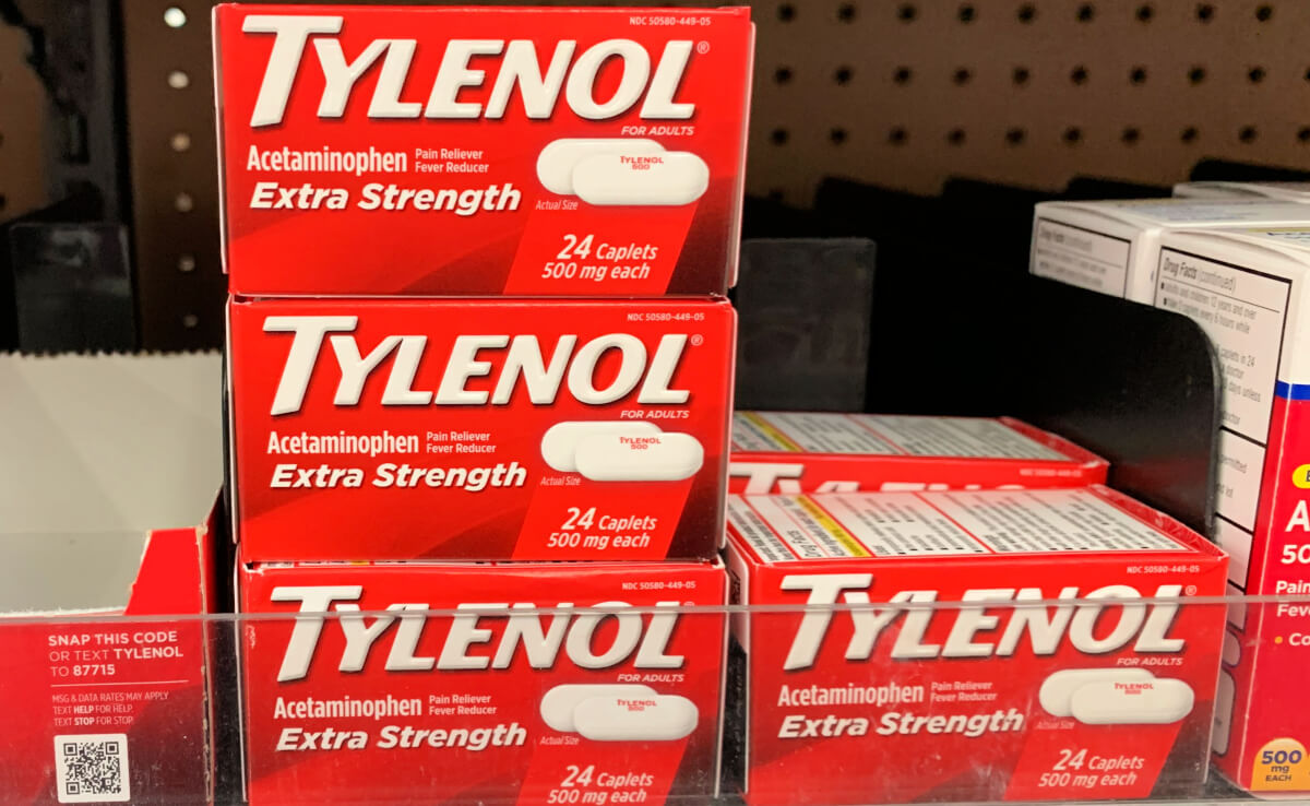 picture about Tylenol Printable Coupon identified as $4.50 inside of Clean Tylenol Agony Reliever Coupon codes - as Reduced as $1.99