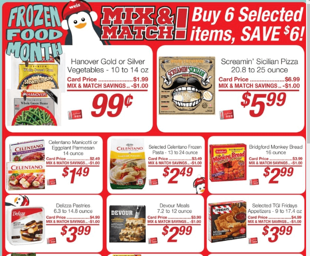 Celentano printable coupons