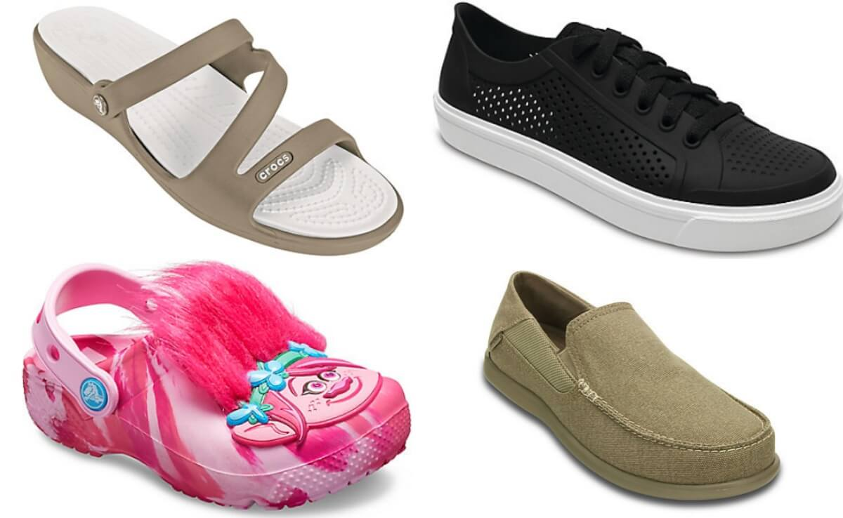 Crocs Shoes Coupons March 2019