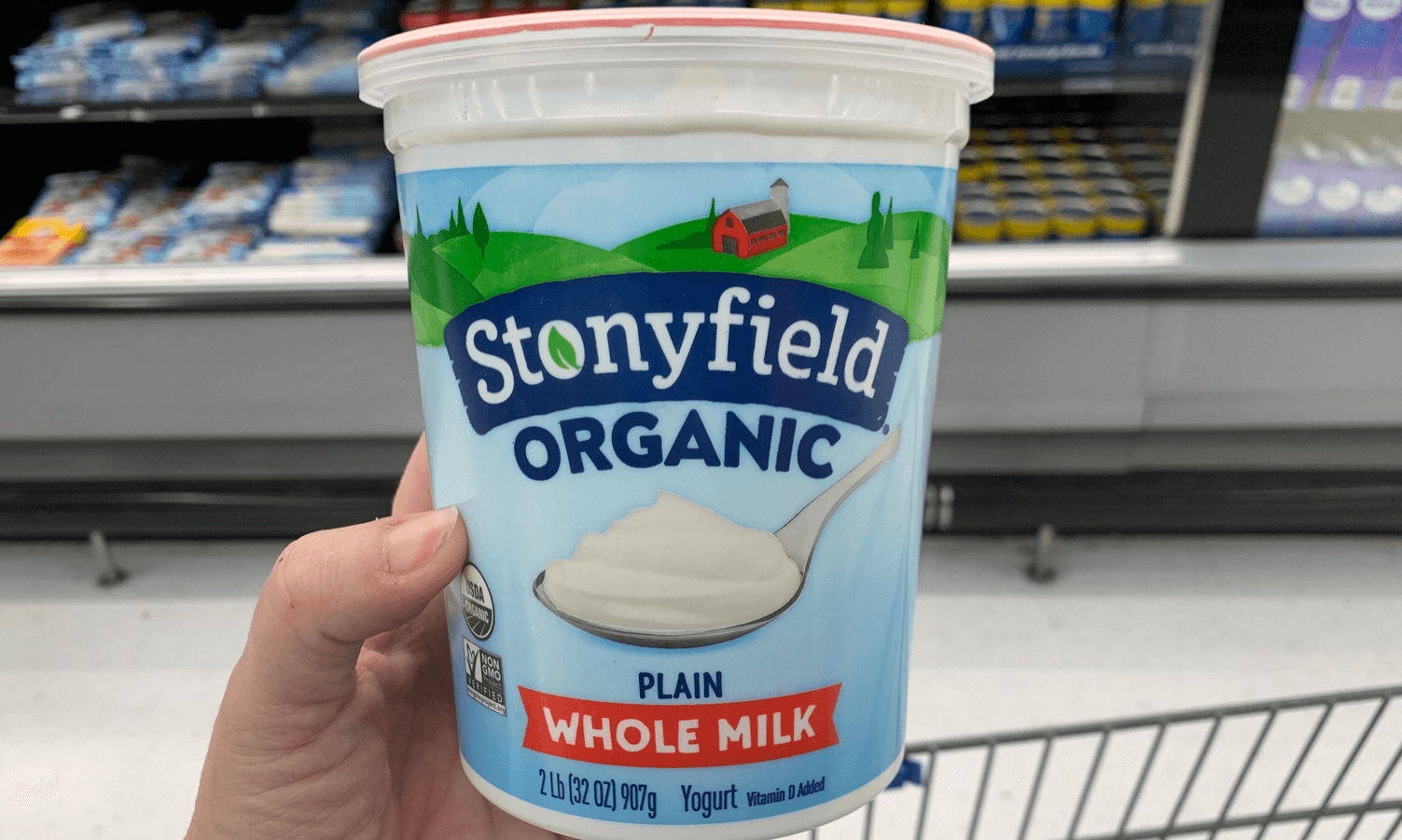 Stonyfield Coupons March 2019
