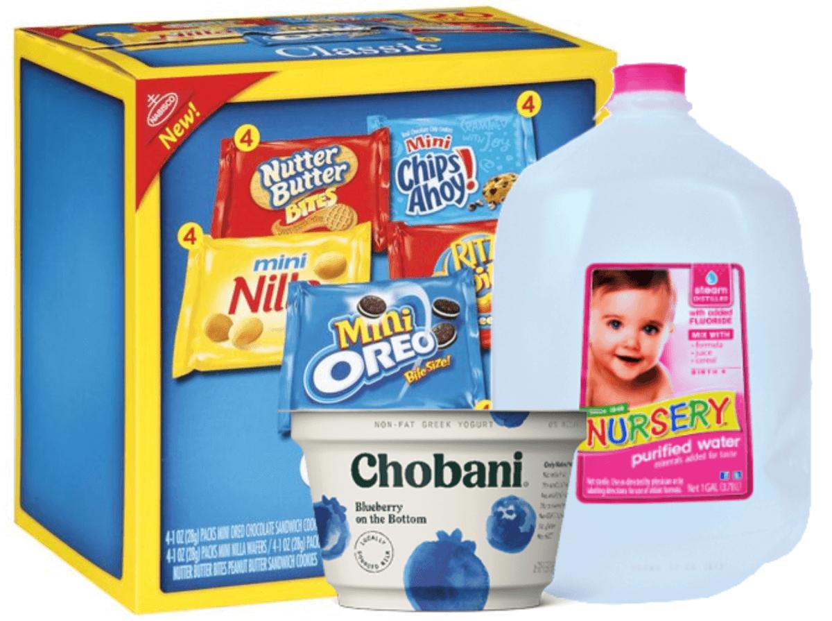 photo relating to Nabisco Printable Coupons known as Todays Final Fresh Discount codes - Help save upon Chobani, Nabisco, Jif