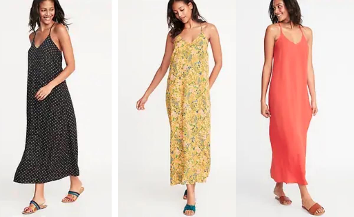 $10 Maxi Dresses
