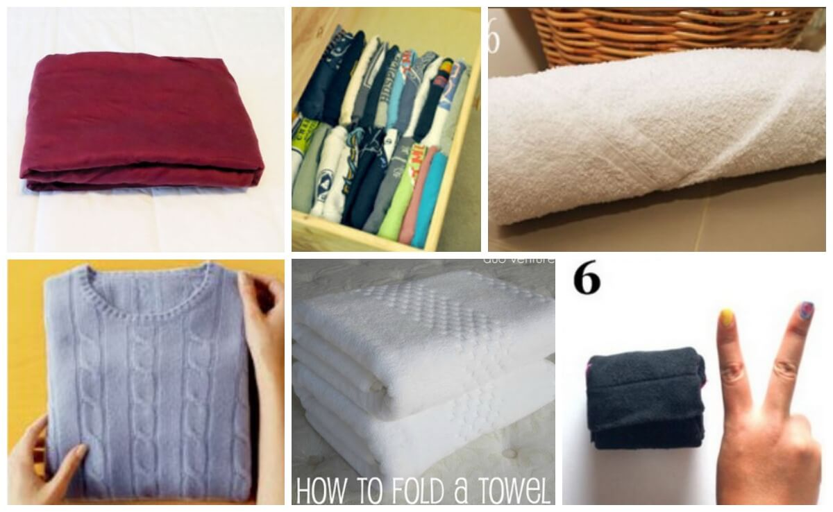 12 Folding Tutorials You Should Know About Living Rich With Coupons