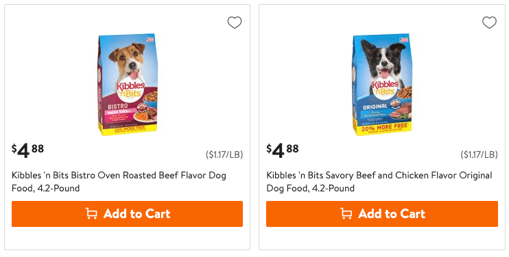 image about Kibbles and Bits Printable Coupons called Fresh new $1/1 Kibbles n Bits Dry Canine Food items Coupon + Offers at