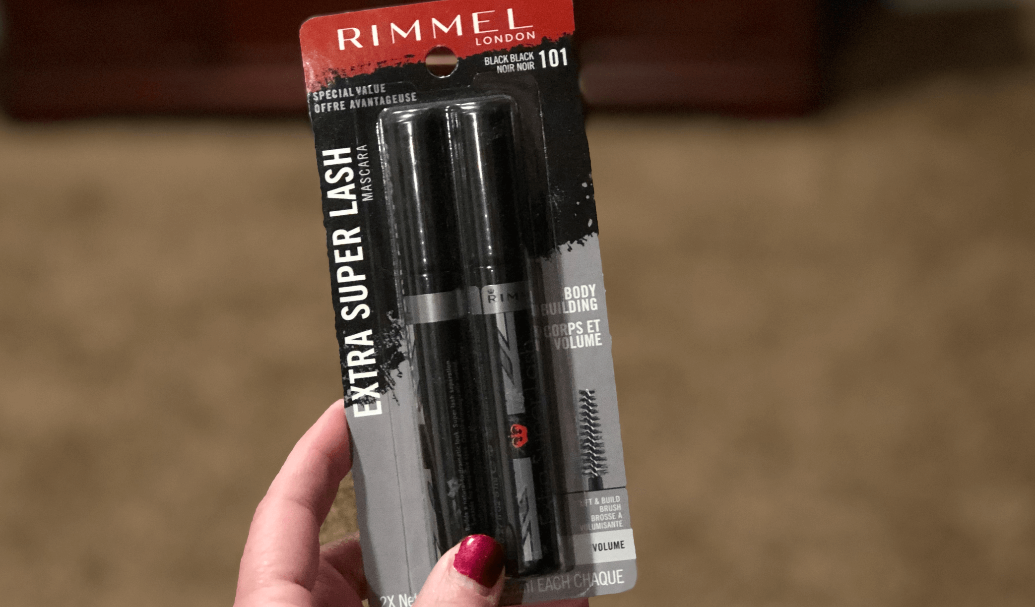 graphic regarding Rimmel Coupons Printable known as Much better than Totally free Rimmel Eye Cosmetics at CVS! 4/7Dwelling