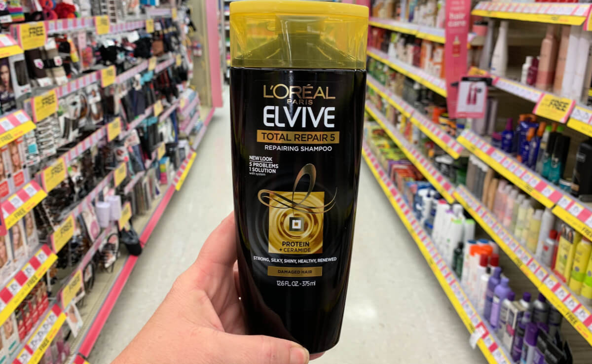 image relating to Loreal Printable Coupons known as Fresh new $3/2 LOreal Paris Elvive Hair Treatment Coupon + Promotions at