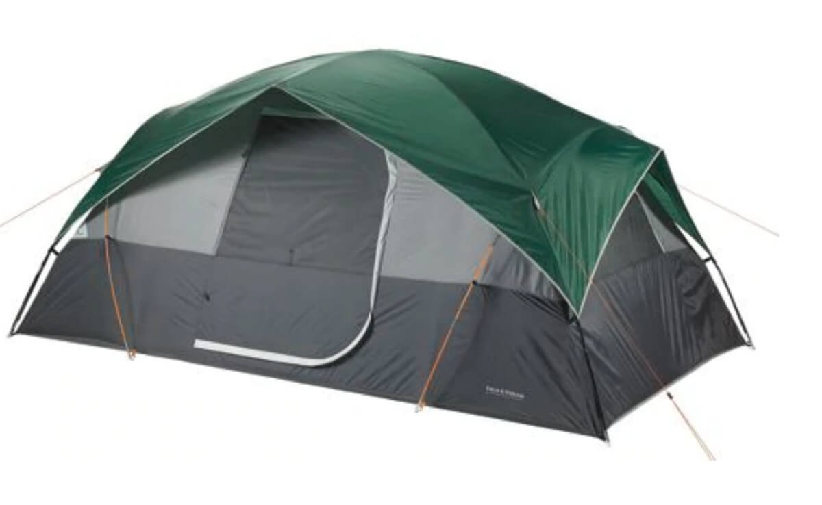 picture regarding Field and Stream Coupons Printable identify Sector Movement Cross Vent 8-Individual Tent $52.48 (Reg. $199.99