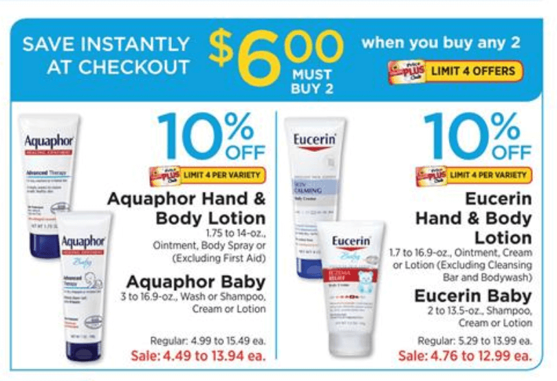 graphic regarding Aquaphor Printable Coupon identify ShopRite Purchasers- Totally free Aquaphor Therapeutic Ointment Even further