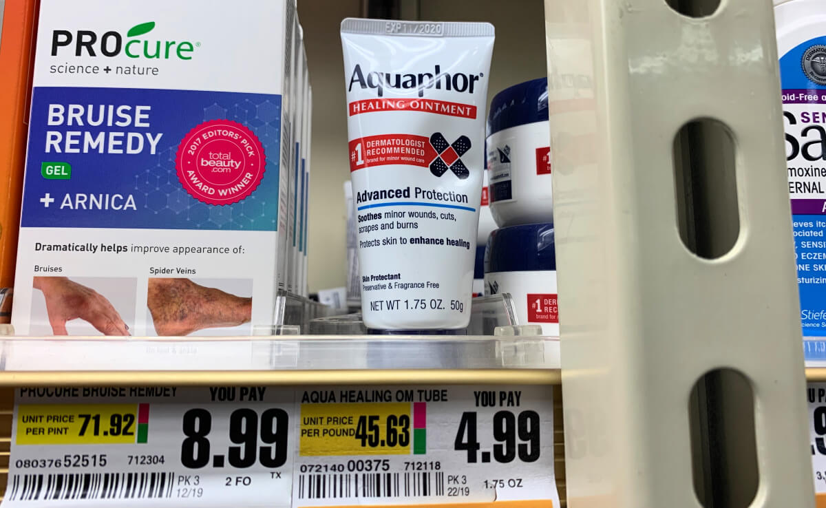 graphic about Aquaphor Printable Coupon identify ShopRite Clientele- Cost-free Aquaphor Therapeutic Ointment Extra