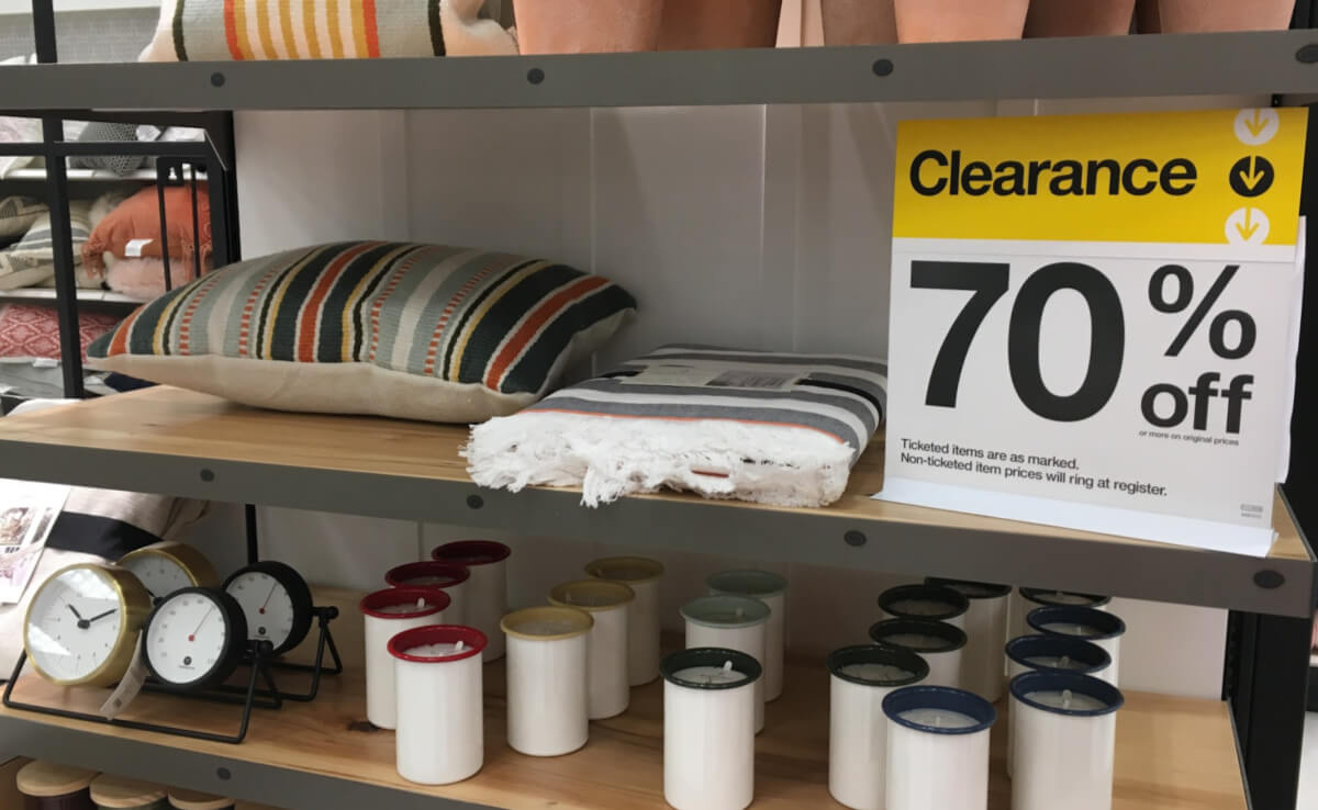 Target Clearance Home Decor Furniture Up To 70 Off
