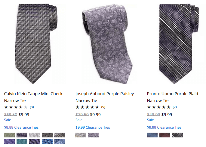photograph relating to Mens Wearhouse Coupon Printable known as Mens Wearhouse: $9.99 Ties (Reg. up towards $79.50) Residing Wealthy